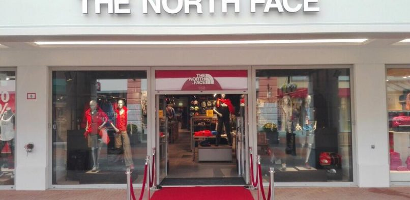 Tienda The North Face en Roerdmond (Holanda)